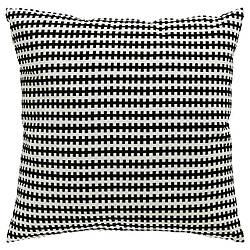 ✅ IKEA STOCKHOLM (502.904.79) Подушка, черный/белый