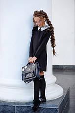 Школьное платье с воротником, фото 2