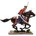 Наполеонівські війни Кавалерія | Eaglemoss 1:32 | Рядовий Лейб-гвардії, фото 2