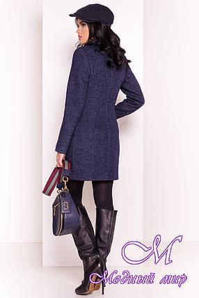 Стильное женское демисезонное пальто (р. S, M, L) арт. Сплит 1615 - 16641, фото 2