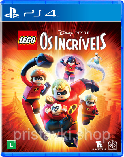 LEGO The Incredibles PS4 \ PS5