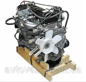 Двигатель в сборе 21213 ВАЗ (1,7/8кл) без генератора