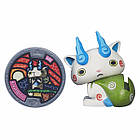 Фигурка Yo-Kai Watch с медалью - Komasan. Оригинал Hasbro B5940/B5937, фото 2
