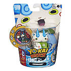 Фигурка Yo-Kai Watch с медалью - Komasan. Оригинал Hasbro B5940/B5937, фото 3