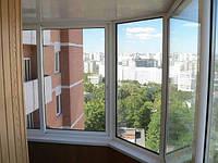 Алюминиевые окна, производство