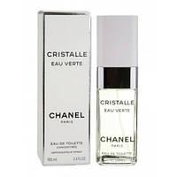 Женская туалетная вода Сhanel Cristalle eau Verte (бесподобный, стильный, деликатный аромат)