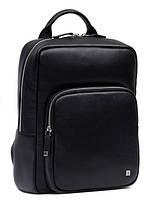 Практичная мужская кожаная сумка-рюкзак Z03-180103