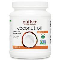 Nutiva, Organic Refined Coconut Oil, 54oz