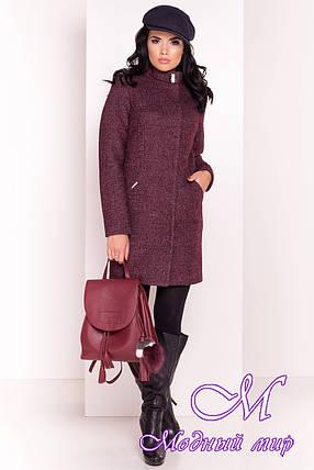Женское классическое весеннее пальто (р. S, M, L) арт. Сплит 1615 - 16640, фото 2