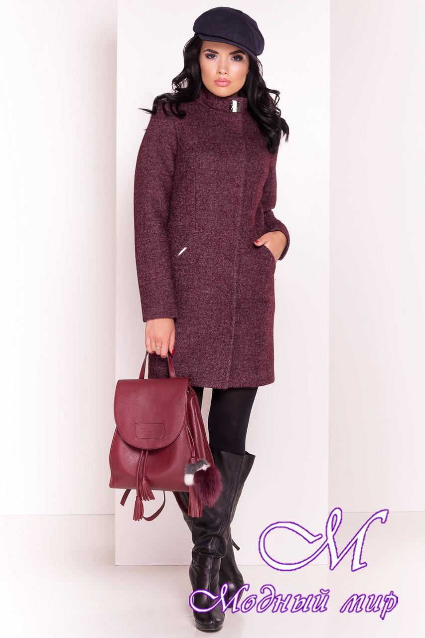 Женское классическое весеннее пальто (р. S, M, L) арт. Сплит 1615 - 16640