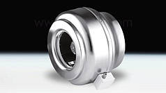 Круглый канальный вентилятор Dospel WK 100
