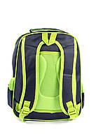 Рюкзак школьный Pixel 4785 зеленый, фото 3