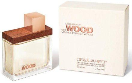 DSquared2 She Wood Velvet Forest Wood EDP 30ml