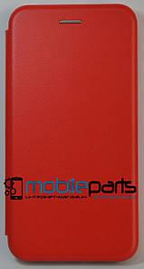 Чехол - Книжка Fashion Case для Samsung S2 (Красный)