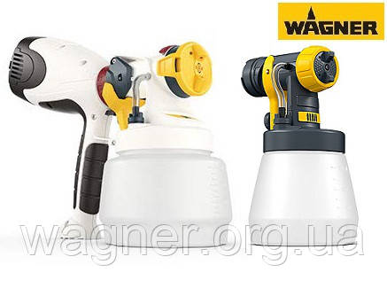 Краскопульт электрический Wagner W400 (W565) НАБОР (Германия)