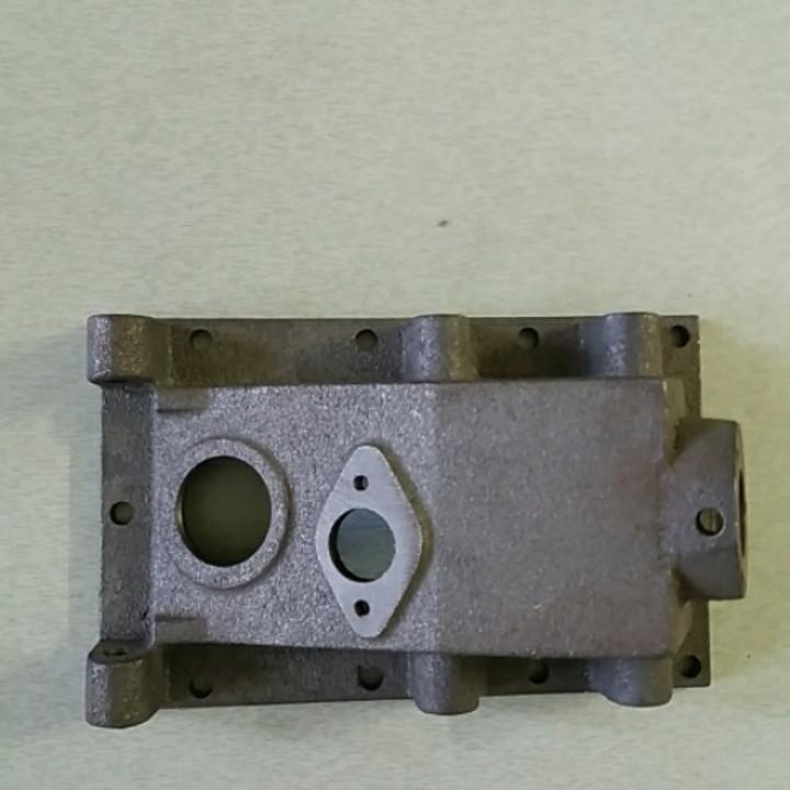 Крышка верхняя корпуса КПП (2 отверстия) КПП/6 180N/190N/195N
