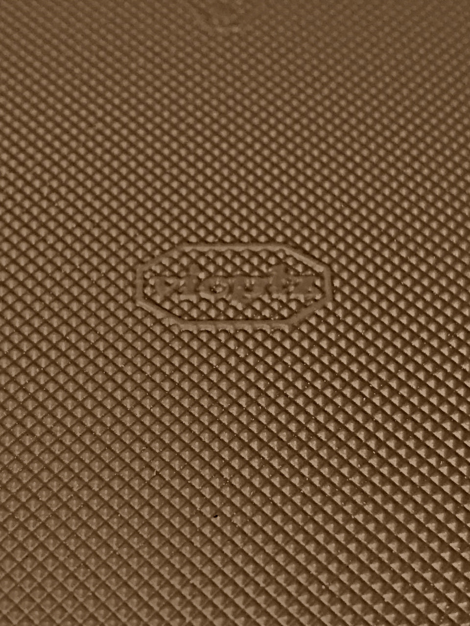 """Листовая профилактика """"Vioptz"""" 1.2mm светло-коричневый"""