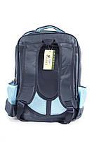 Рюкзак школьный Тачки 5946 синий, фото 3