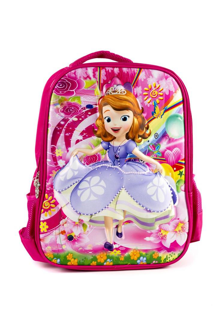 Рюкзак школьный София 5959 розовый