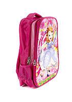 Рюкзак школьный София 5959 розовый, фото 2