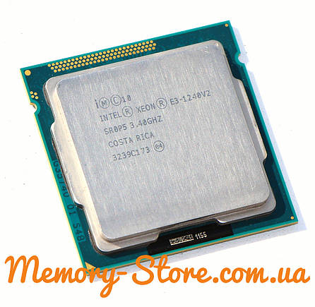 Процессор Intel® Xeon® E3-1240 v2 LGA1155 up to 3.80GHz ( i7-3770), фото 2
