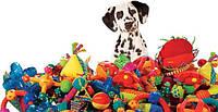 Игрушки для животных.