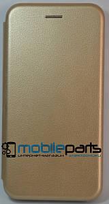 Чехол - Книжка Fashion Case для Samsung S2 (Золотой)