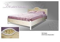 Кровать Белиссимо (со стразами Swarovski)