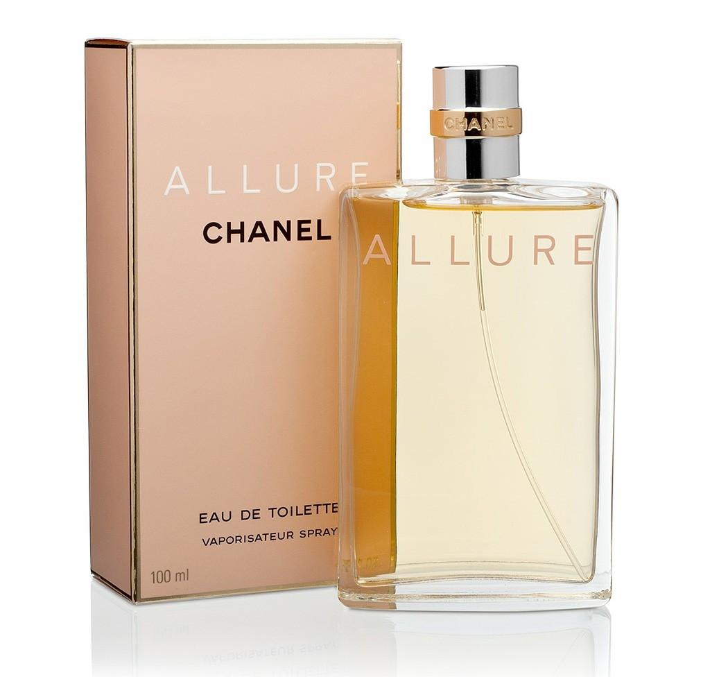 Женская парфюмированная вода Chanel Allure  копия