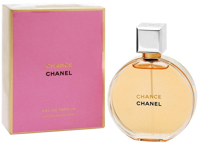 Женская парфюмированная вода Chanel Chance (неожиданный, игристый, романтичный аромат) копия