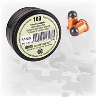 Патроны Флобера Dynamit Nobel (Short) (Германия),  4 мм, 100 шт в упаковке, фото 1