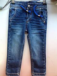 Модные джинсы для мальчика рост 92-146