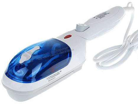 Паровой утюг-щетка Steam Brush Стим Браш отпариватель для одежды ... 45abd397f092b
