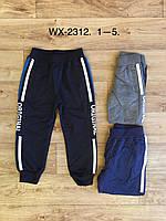 Спортивные штаны для мальчиков оптом, F&D, 1-5 лет,  № WX-2312, фото 1