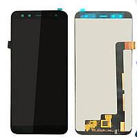 LCD дисплей + сенсор для Blackview S8 модуль, фото 1