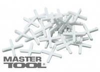 MasterTool  Крестики дистанционные 5,0 мм 120 шт, Арт.: 81-0550