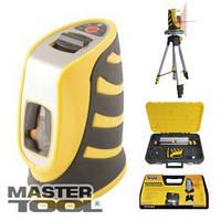 MasterTool  Уровень лазерный самонастраивающийся, Арт.: 30-0905