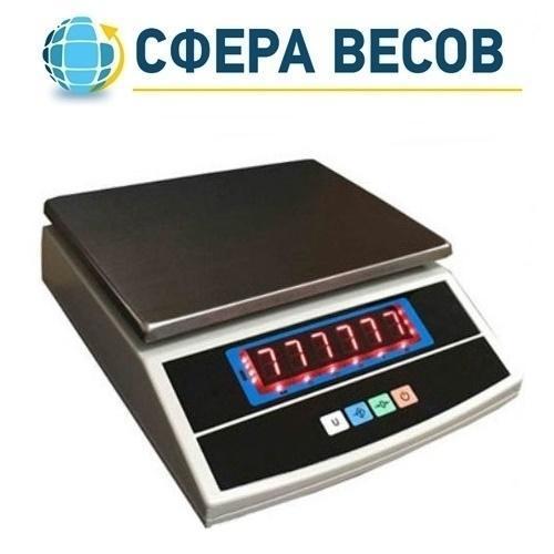 Весы фасовочные Днепровес ВТД Т3-30 (30 кг)