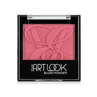 Компактные румяна Vollare Cosmetics Art Look Blush Powder