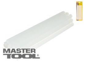 MasterTool  Стержни клеевые 11,2*200 мм, 12 шт, прозрачные , Арт.: 42-0153
