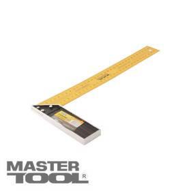 MasterTool  Угольник строительный 350 мм, Арт.: 30-0350