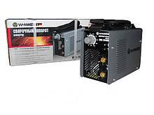 Зварювальний інверторний апарат WMaster MMA 260 mini