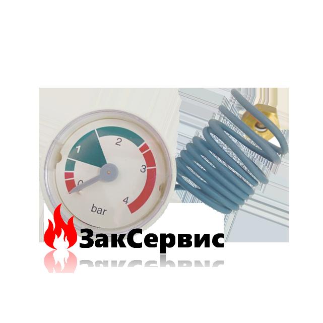 Манометр на газовый котел Baxi/Westen 9951650