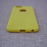 Накладка ROCK Melody iPhone 6 yellow EAN/UPC: 6950290669255, фото 3