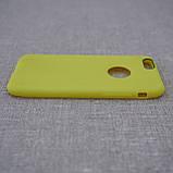 Накладка ROCK Melody iPhone 6 yellow EAN/UPC: 6950290669255, фото 4