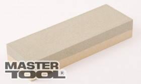 MasterTool  Брусок абразивный двухсторонний 150*50*25 мм, зерно 120/240, Арт.: 08-2002