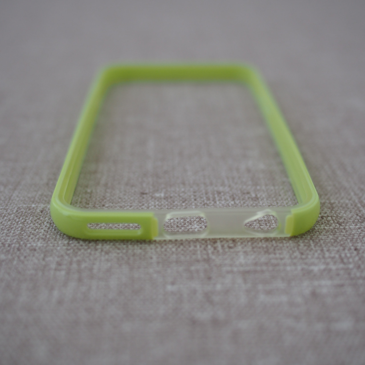 ROCK Duplex Slim Guard iPhone 6 green