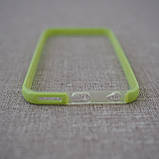 Бампер ROCK Duplex Slim Guard iPhone 6 green EAN/UPC: 6950290670947, фото 2