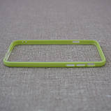 Бампер ROCK Duplex Slim Guard iPhone 6 green EAN/UPC: 6950290670947, фото 3