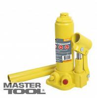 MasterTool  Домкрат гидравлический бутылочный в пластиковом кейсе, Арт.: 86-1050